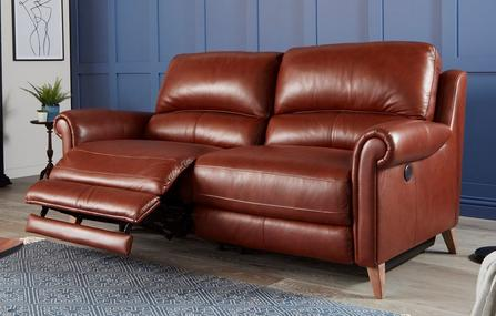 Leather Recliner Sofas In Classic & Modern Styles | DFS